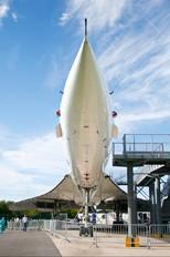 G-BOAF - British Airways Aerospatiale-BAC Concorde