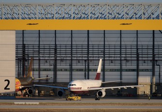 EI-DHL - Air Contractors Airbus A300F