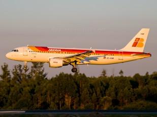 EC-KNM - Iberia Airbus A320