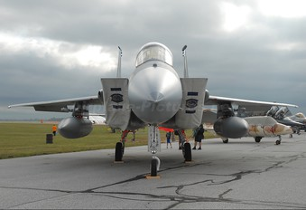86-0152 - USA - Air Force McDonnell Douglas F-15C Eagle