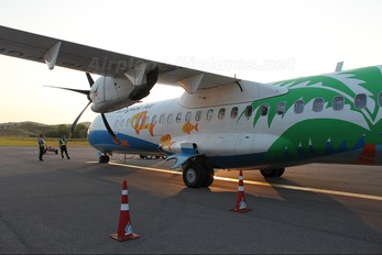 HS-PGM - Bangkok Airways ATR 72 (all models)