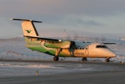 LN-WIL - Widerøe de Havilland Canada DHC-8-100 Dash 8 aircraft