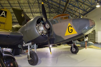 MP425 - Royal Air Force Airspeed AS10 Oxford I