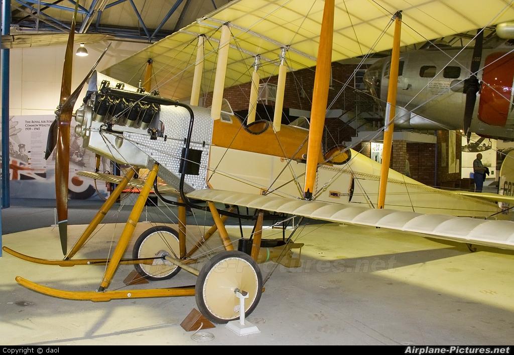 Royal Air Force 687 aircraft at Hendon - RAF Museum
