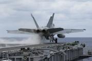 166613 - USA - Navy McDonnell Douglas F/A-18F Super Hornet aircraft