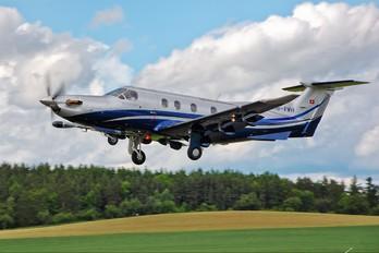HB-FVH - Pilatus Pilatus PC-12