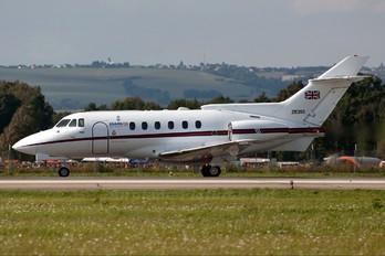 ZE395 - Royal Air Force British Aerospace BAe 125