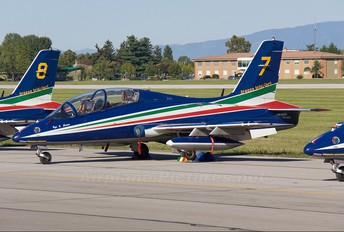 """MM54551 - Italy - Air Force """"Frecce Tricolori"""" Aermacchi MB-339-A/PAN"""