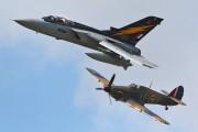 ZE734 - Royal Air Force Panavia Tornado F.3 aircraft