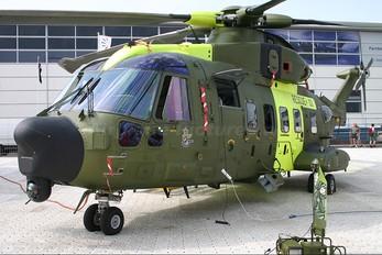 M-503 - Denmark - Air Force Agusta Westland AW101 512 Merlin (Denmark)