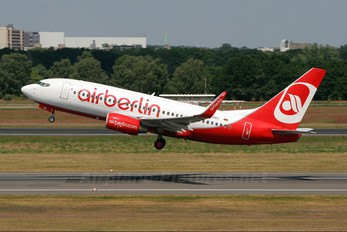 D-ABBS - Air Berlin Boeing 737-700