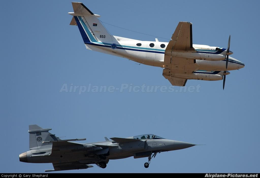 South Africa - Air Force 653 aircraft at Swartkops