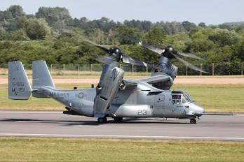 166480 - USA - Marine Corps Bell-Boeing V-22 Osprey