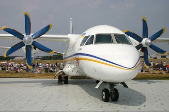 UR-14006 - Antonov Airlines /  Design Bureau Antonov An-140