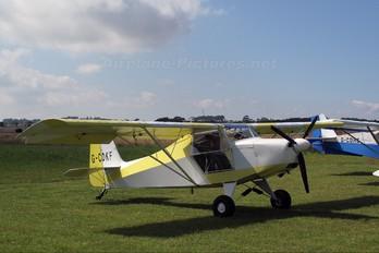 G-CDKF - Private Reality Aircraft Escapade