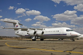 ZS-SOU - Unknown British Aerospace BAe 146-300/Avro RJ100