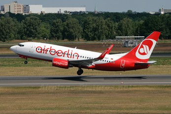 D-ABBT - Air Berlin Boeing 737-700