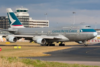 B-HKS - Cathay Pacific Cargo Boeing 747-400BCF, SF, BDSF