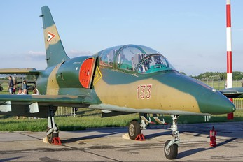 133 - Hungary - Air Force Aero L-39ZO Albatros