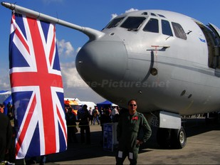 XV102 - Royal Air Force Vickers VC-10 C.1K