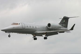 EI-REX - Private Learjet 60