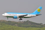 UK31003 - Uzbekistan Airways Airbus A310 aircraft
