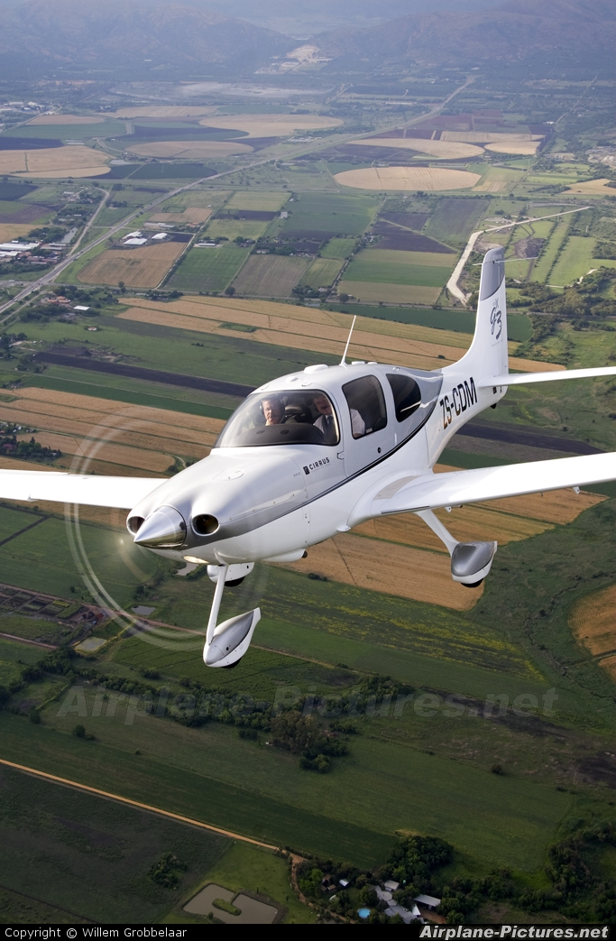 Private ZS-CDM aircraft at In Flight - South Africa