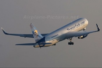 G-DAJC - Thomas Cook Boeing 767-300