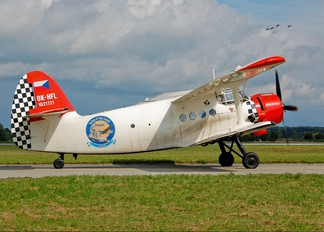 OK-HFL - Heritage of Flying Legends Antonov An-2