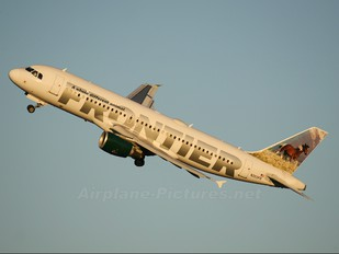 N203FR - Frontier Airlines Airbus A320