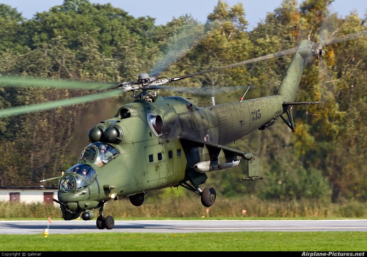 Poland - Army 735 aircraft at Off Airport - Poland