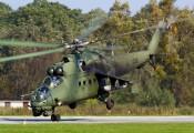735 - Poland - Army Mil Mi-24V aircraft