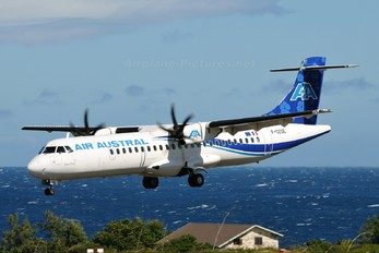 F-OZSE - Air Austral ATR 72 (all models)