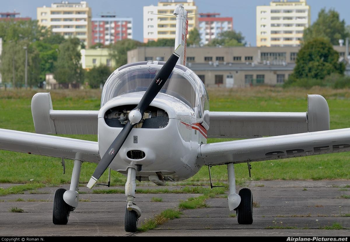 Aeroklub Bydgoski SP-FPO aircraft at Bydgoszcz - Szwederowo