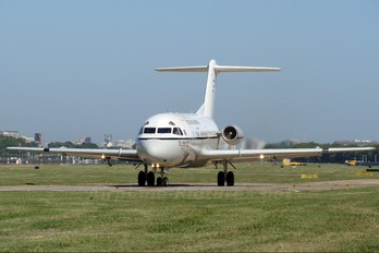 TC-53 - Argentina - Air Force Fokker F28