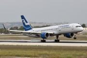 OH-LBS - Finnair Boeing 757-200 aircraft
