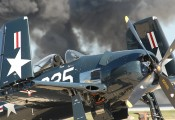 NX8TF - Private Grumman F8F Bearcat aircraft