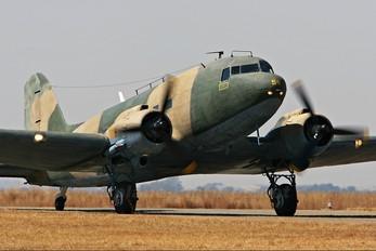 59 - South Africa - Air Force Museum Douglas C-47 Dakota 4