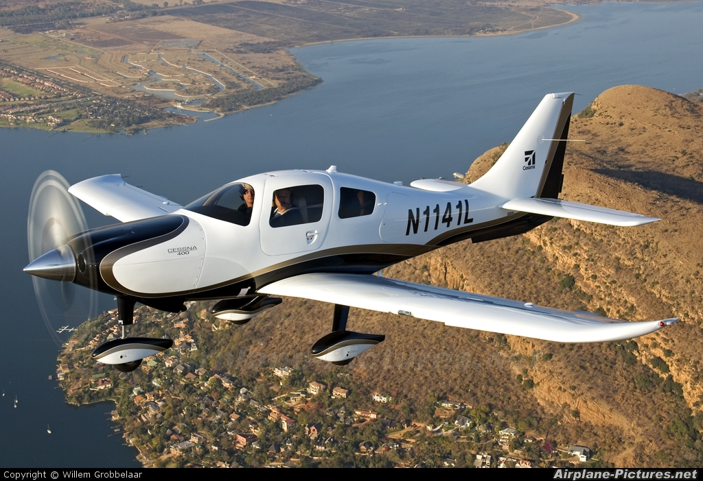 Private N1141L aircraft at In Flight - South Africa
