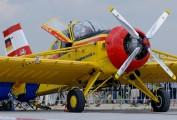 D-FOAB - Interflug PZL 106AR/2M Kruk aircraft