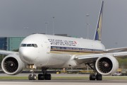 9V-SWR - Singapore Airlines Boeing 777-300ER aircraft
