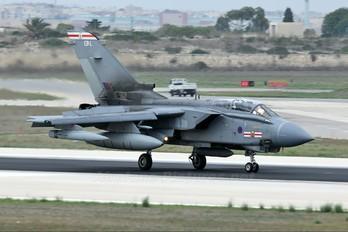 ZA611 - Royal Air Force Panavia Tornado GR.4 / 4A