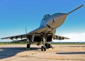 11 - Hungary - Air Force Mikoyan-Gurevich MiG-29B aircraft