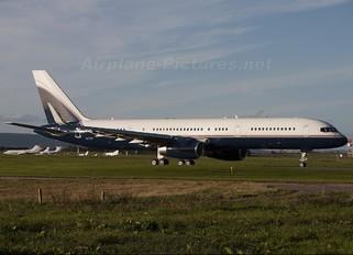 N1757 - Private Boeing 757-200