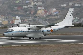T.19A-01 - Spain - Air Force Casa CN-235M
