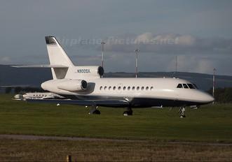 N900SX - Private Dassault Falcon 900 series