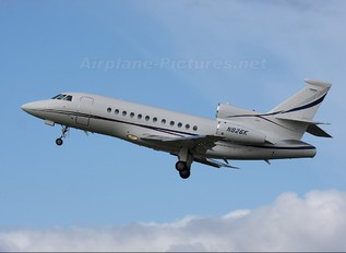 N826K - Private Dassault Falcon 900 series