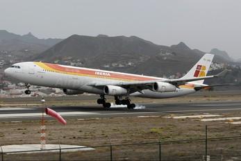 EC-GPB - Iberia Airbus A340-300