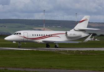 OY-GKJ - Private Dassault Falcon 2000 DX, EX