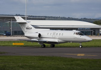 N801P - Private British Aerospace BAe 125